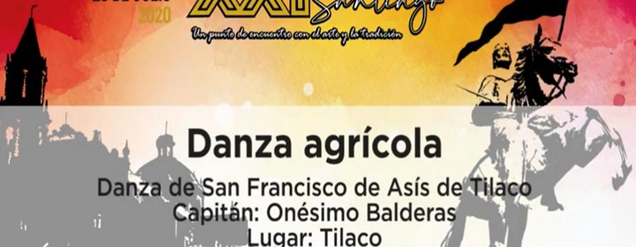 Danza de San Francisco de Asís de Tilaco