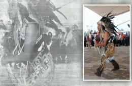 Danza Apache Los Halcones
