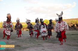 Danza de los indios