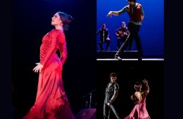 Spanish Dance and Flamenco with OFEQ