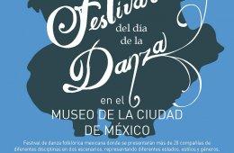 Festival del día de la Danza en el Museo de la Ciudad de...