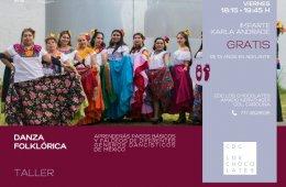 Danza Folklórica para Jóvenes y Adultos