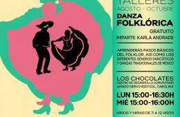 Danza Folklórica para niños y niñas