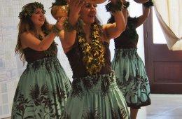 Danzas de Polinesia