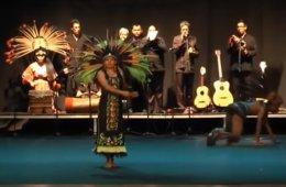 Danza Prehispánica - Adriana Mota