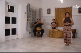 Clase de danza africana con Colectivo Balele