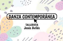Curso de Danza Contemporánea para mujeres: clase 8