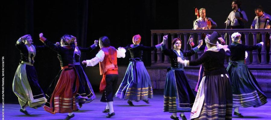 57 Festival de música, coros y danzas de España