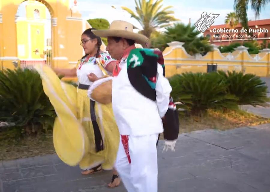 Danza de la flor