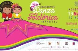 2do Encuentro de Danza Folclórica Infantil