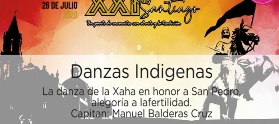 La danza de la Xaha en honor a San Pedro, alegoría a la fertilidad