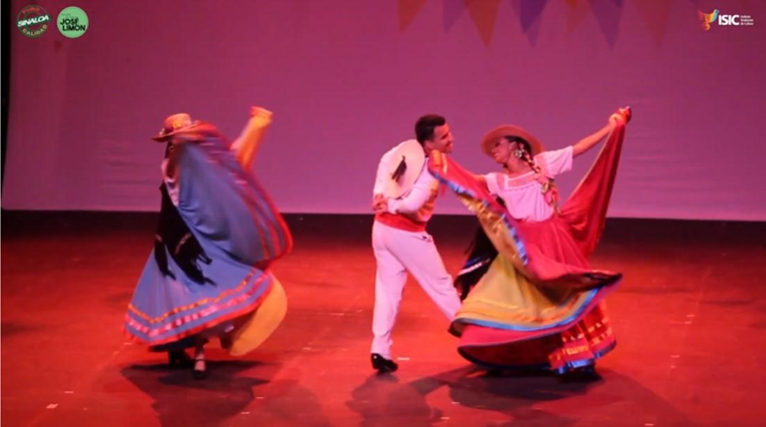 Danzas Mexicanas por el Taller de Danza Folclórica Juvenil del ISIC