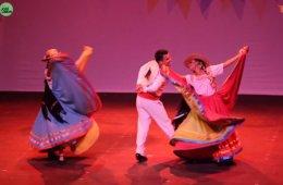 Danzas Mexicanas por el Taller de Danza Folclórica Juven...