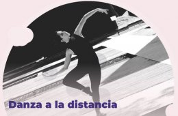 Danza a la distancia Clase 1. Centro