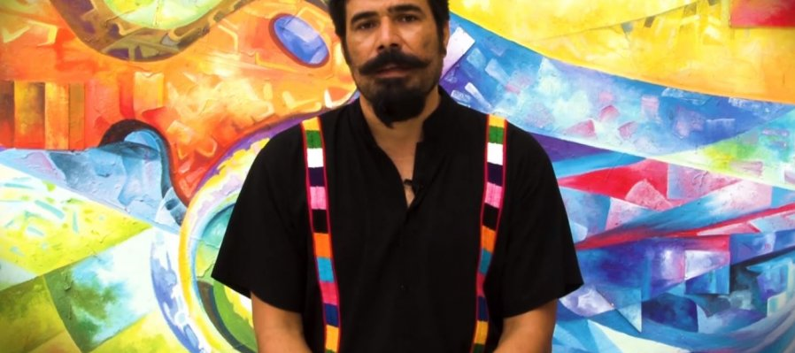David Alva, artista plástico