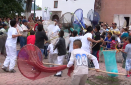 Danza de pescadores
