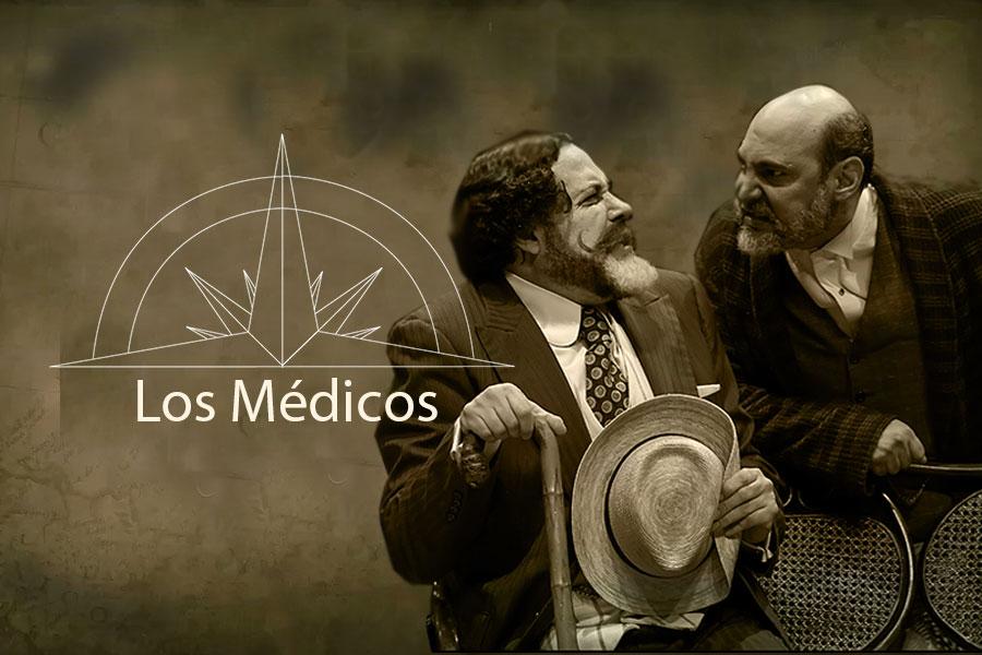 Los Grandes Muertos VI. Los Médicos
