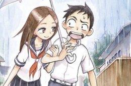 La pequeña burlona Takagi-San