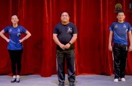 Clase muestra: Bailes costumbristas de Quintana Roo