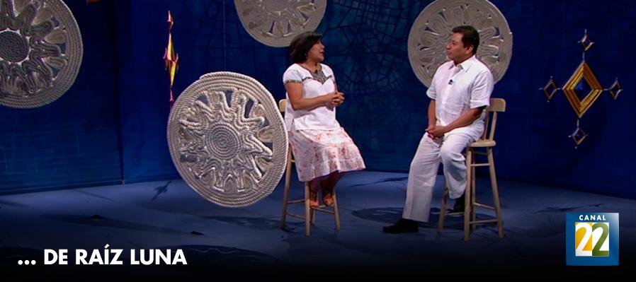 Martha Sánchez Néstor... de Raíz Luna