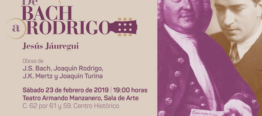 De Bach a Rodrigo