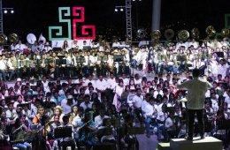 10º Concierto Monumental de Bandas de Viento