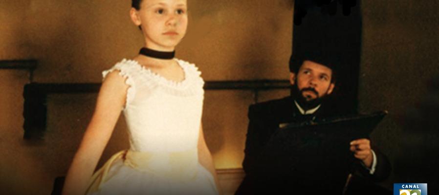 Degas y la bailarina