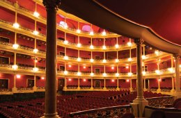 Visitas guiadas al Teatro Degollado