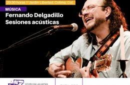Fernando Delgadillo. Sesiones acústicas
