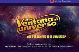 Una ventana al Universo: ¿De qué tamaño es el universo...