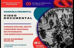 Sexto Concurso Nacional de Fotografía Los Derechos Human...
