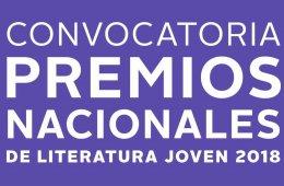 Premios Nacionales de Literatura Joven 2018