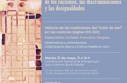 Antropología e historia de los racismos, las discriminac...