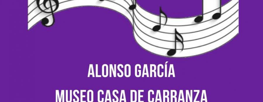 Recital de Piano con Alonso García