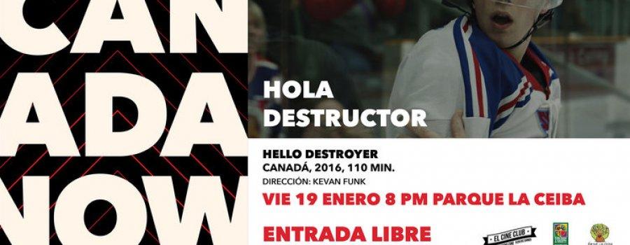 Hola destructor