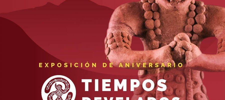 Tiempos develados. Antiguas culturas de Colima