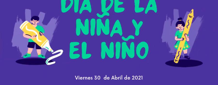Día del niño y de niña en Mérida, Yucatán
