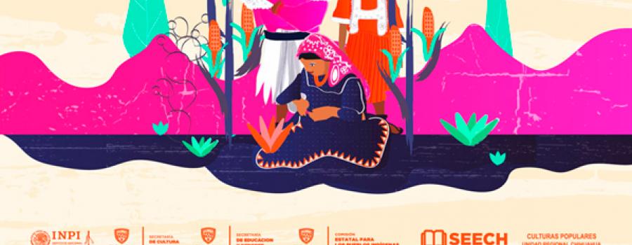 Presentación del cuento Wahúra: Sinói Pa'wí (Wahúra: La Serpiente del Agua)