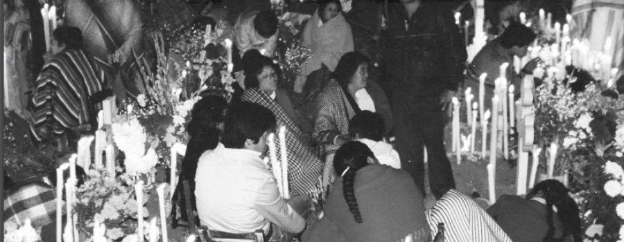 La festividad Indígena dedicada a los muertos