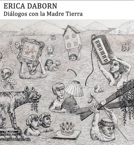 Fotografía 360º Museo de la Ciudad Diálogos con la Madre Tierra de Erica Daborn