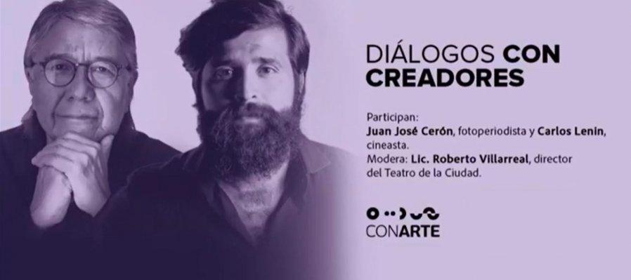 Diálogos con creadores: Carlos Lenin y Juan José Cerón