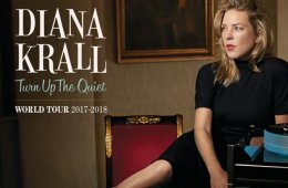 Diana Krall. Turn Up The Quiet