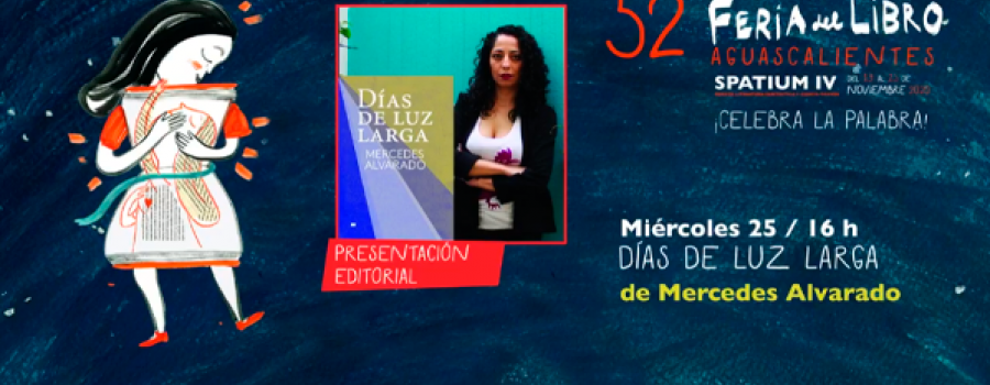 Días de luz larga, de Mercedes Alvarado