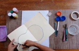 Disfruta del arte en tu casa con el taller de estarcido d...