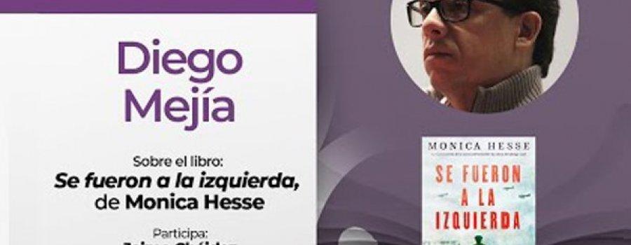 Conversando con Diego Mejía