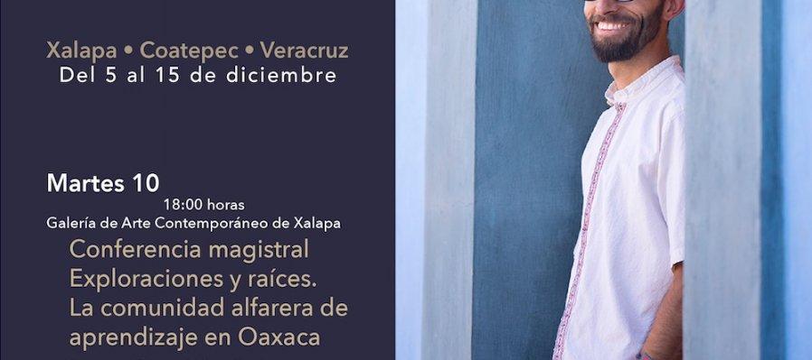 Exploraciones y raíces. La comunidad alfarera de aprendizaje en Oaxaca