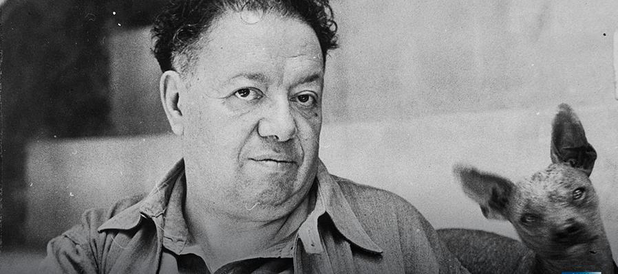 Diego Rivera en primera persona