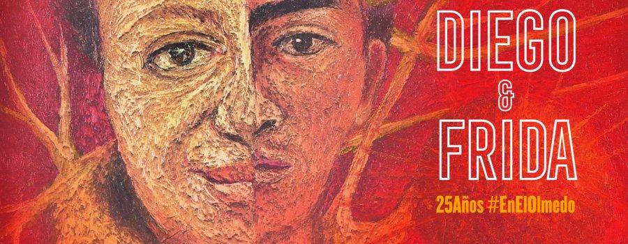 Diego & Frida. 25 años en El Olmedo