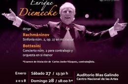 Programa 1. Orquesta Escuela Carlos Chávez