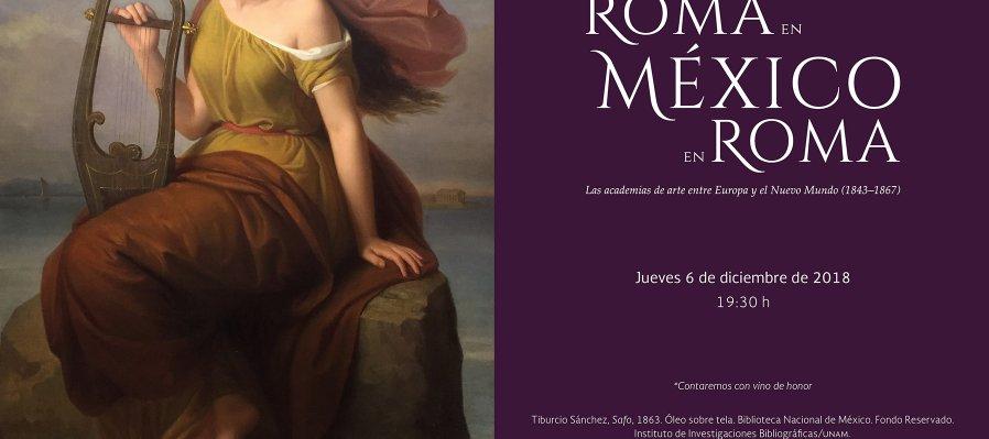 Roma en México | México en Roma